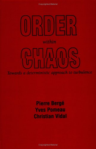 Order within Chaos: Towards a Deterministic Approach to Turbulence