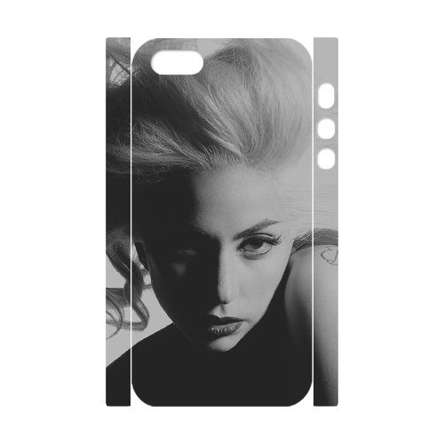 LP-LG Phone Case Of Lady Gaga For iPhone 5,5S [Pattern-6] Pattern-5