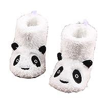 COMVIP Baby Velvet Winter Anti Slip Soft Sole Toddler Shoes