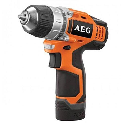 AEG  <strong>Ausstattung</strong>   Ladezustandsanzeige, LED-Arbeitsleuchte