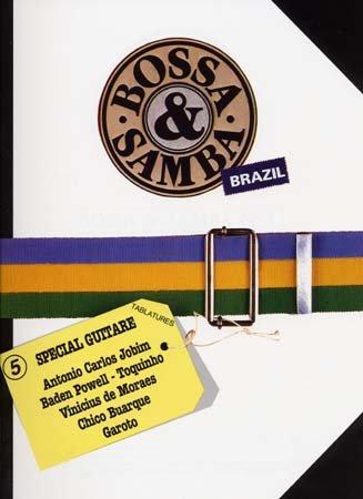 Bossa & Samba Vol 5 Tab