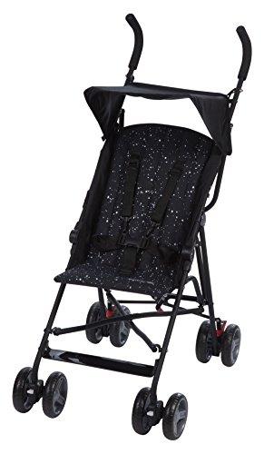 *Safety 1st Flap, leichter Buggy mit Relax-Position und extra Polsterung (ab 6 Monate bis 15 kg), schwarz*