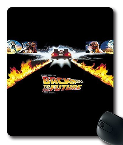 Back To The Future Poster Custom?Cloth?Top?Mouse?Pad Mouse?Mat 220mm*180mm*3mm