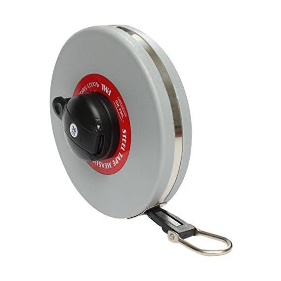 Freemans Measures Engineer Long Steel 13mm 30M Tape