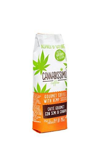 Cannabissimo Hanf Kaffee 2 x 250g Bundle -