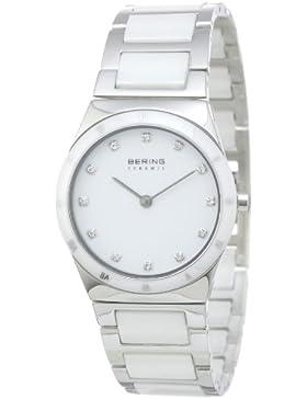BERING Time Damen-Armbanduhr Slim Ceramic 32230-764
