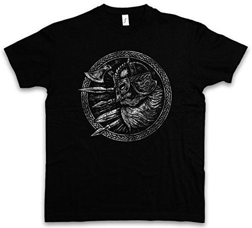 Viking II T-Shirt - Taglie S - 5XL Nero