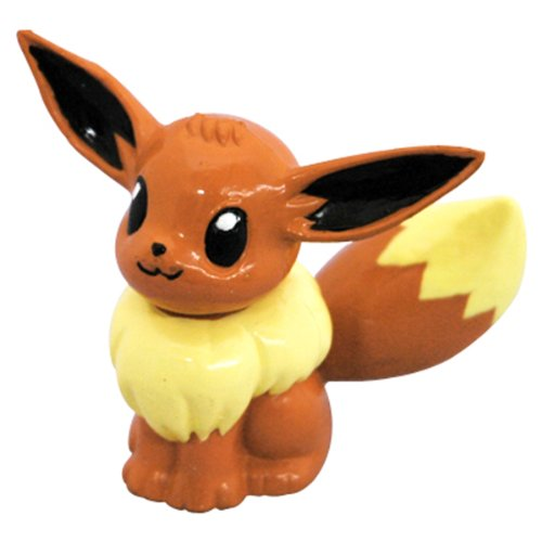 Preisvergleich Produktbild Pokemon: Best Wishes! Monster Collection Figur: Evoli / Eevee