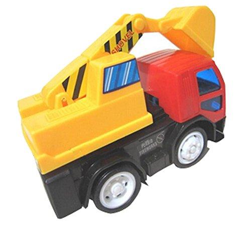 Spielfahrzeuge Strand-Spielzeug-LKW-Modell Inertial Truck Kinder Spielzeug
