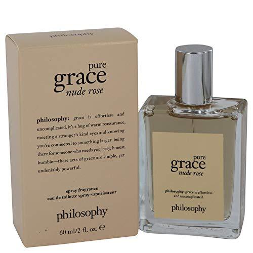 Philosophy Amazing Grace Nude Rose by EAU De Toilette Spray 2 oz / 60 ml (Women) -