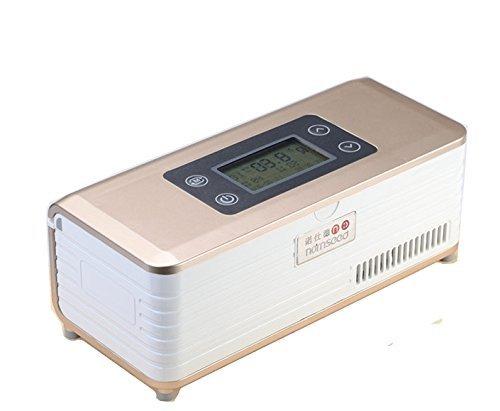 CGOLDENWALL - Nevera portátil de insulina refrigerada para viajes, 2 ~ 20...
