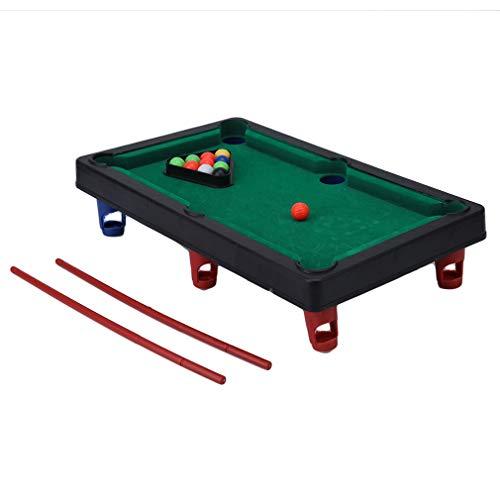 ktop Billard Ball Game Table Home Kinder Sport Spielzeug Eltern-kind-interaktion Liefert Jungen Mädchen Neuheit Geschenk ()