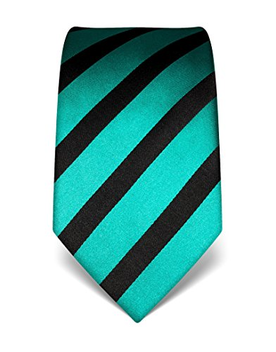 vb-mens-silk-tie-striped-many-colours-availableturquoise