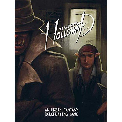 The Silence Of Hollowind. Ediz. Italiana
