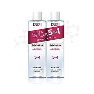 Sensilis – Ritual Care – Agua Micelar Limpiadora – 400 ml + 400 ml