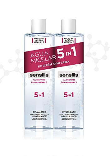 Sensilis Ritual Care Agua Micelar Limpiadora - 400