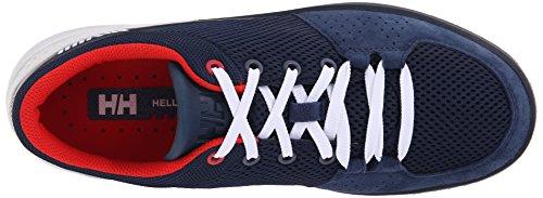 Helly Hansen Hh 5.5 M, chaussures de sport homme Bleu (689 Evening Blue / Alert Red )