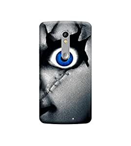 EPICCASE Premium Printed Back Case Cover With Full protection For Motorola Moto X Force (Designer Case)
