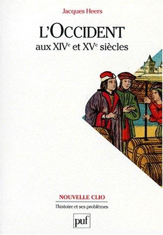L'Occident aux XIVe et XVe siècles