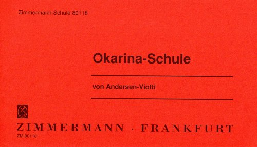 Okarina-Schule: Okarina. (Rote-Schulen)