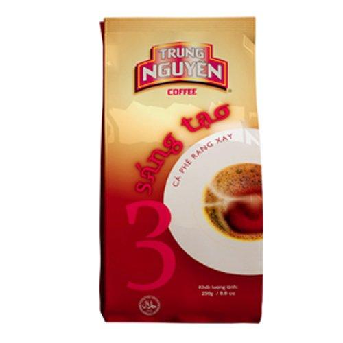 Trung Nguyen Coffee Kaffee Arabica Nr. 3 250 g Vietnam