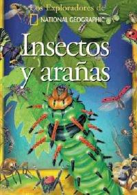 Insectos y arañas (n.E.) (NO FICCION INFANTIL) por Matthew Robertson