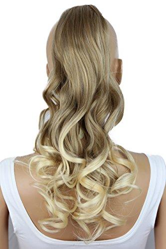 PRETTYSHOP Haarteil hairpiece Zopf Pferdeschwanz Haarverlängerung 60cm gewellt diverse Farben HC26-1