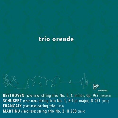 3 String Trios, Op. 9, No. 3 in C Minor: IV. Finale. Presto.