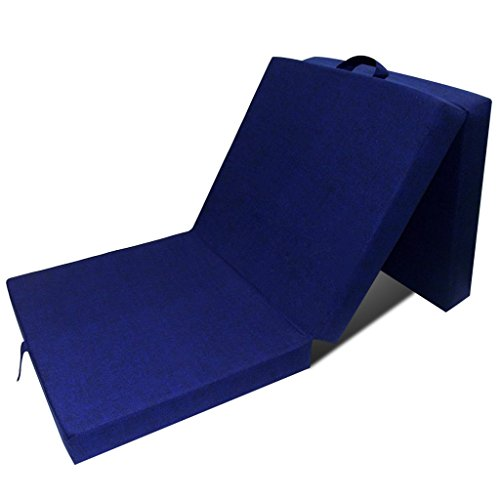 vidaXL-Colchn-de-espuma-plegable-Cama-De-Invitados-Campamento-190-x-70-x-9-cm