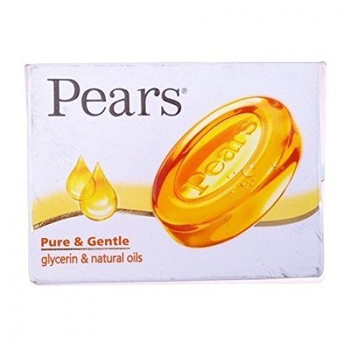 Pears Pure & Gentle Soap (125gm) - Pack of 3