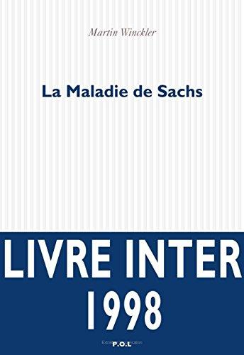La Maladie de Sachs par Martin Winckler