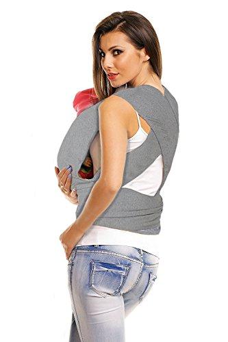 a bajo precio barata obtener nueva moda mejor valorada Fular portabebés 4 en 1   Portador de Bebé para hombre y mujer   Pañuelo  elástico para Bebés   El mejor regalo para la fiesta de bienvenida del bebé  ...