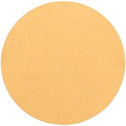 Bosch 2 608 605 428  - Juego de hojas lijadoras, 10 piezas - 115 mm, 80 (pack de 10)