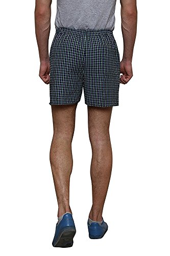 SUPER-DEAL-BAZZAR-STORE-Checkered-Mens-Boxer-Size-Free-Pack-of-4