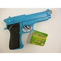 28cm Azul pistola de juguete con la luz + Sound - Policía Juego de roles - El vestido de lujo