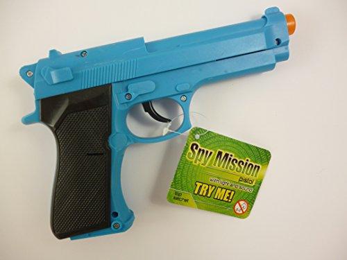 TK-Gruppe 28cm Azul Pistola de Juguete con la...