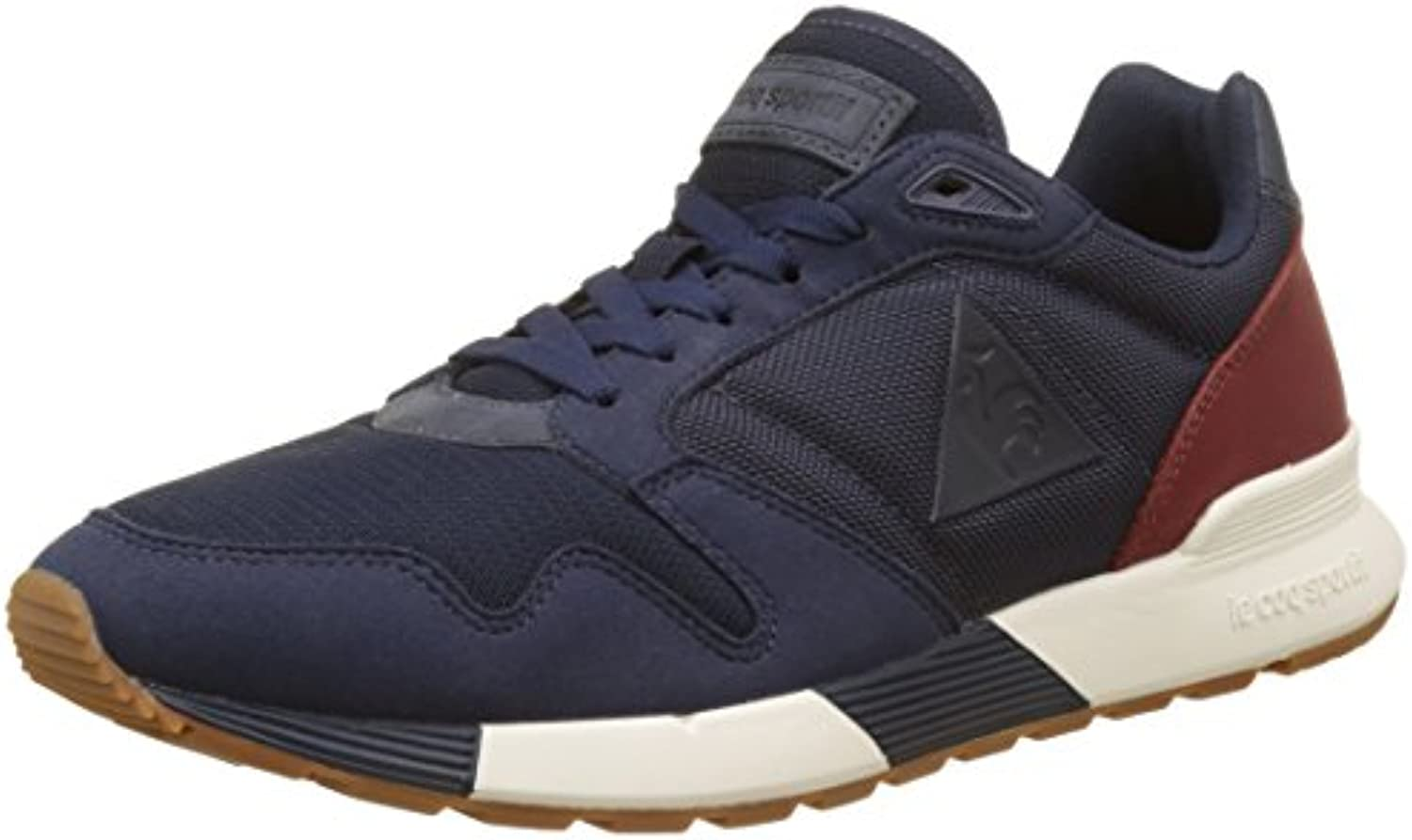 Le Coq Sportif Herren Omega X Craft Trainer Low  Dress Bleu