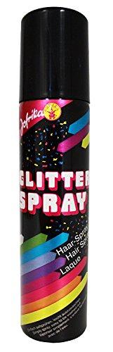 Farb Haarspray Color Spray Sprühdose silber Glitter Glitzer