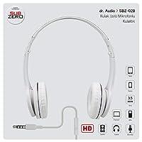Subzero Dr.Audio HD Kulaküstü Kulaklık Beyaz