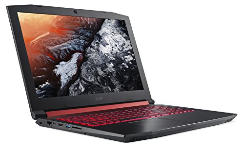 Acer Nitro 5 15.6-Inch Notebook - (Black) (AMD FX-Series FX-9830P Processor, 8 GB RAM, 1 TB HDD Plus 128 GB SSD, AMD Radeon RX 550 2 GB Graphics, Windows 10)