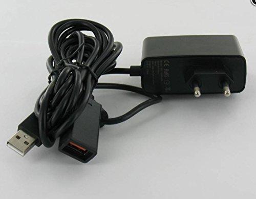 Adaptateur câble alimentation secteur AC USB pour Kinect sur Microsoft Xbox 360