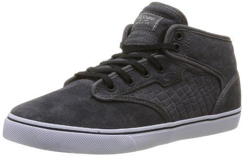Globe Motley Mid GBMOTLEYM Unisex-Erwachsene Sneaker Grau (charcoal/snake 15169)