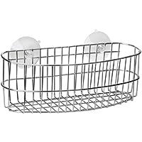 rack pour la douche lumineuses douche panier - sans perÇage - paroi rack étagère de salle de bains