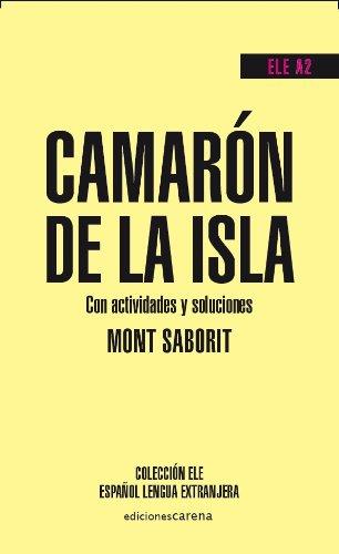 Camarón de la Isla por Mont Saborit Riqué