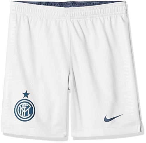 Nike Kinder Inter Mailand Breathe Stadium 3rd Shorts Vast Grey/Thunder Blue S
