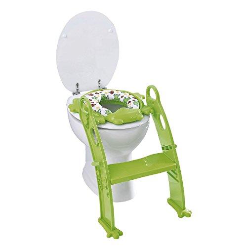 Toiletten-Trainer Frosch