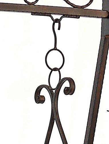 Schaukel Hängebank Gondel Hängesessel aus Metall Avis 1868 Gartenbank - 3