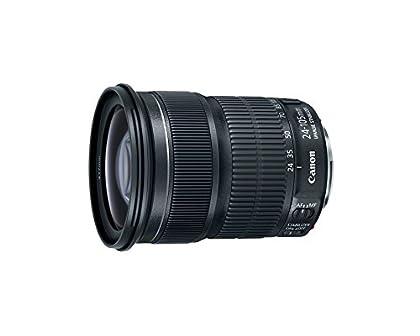 Canon EF 24-105mm f/3.5-5.6 IS STM SLR - Objetivo (SLR, 17/3, Objetivo de Zoom Estándar, 0,4 m, Canon EF, 3,5-5,6)