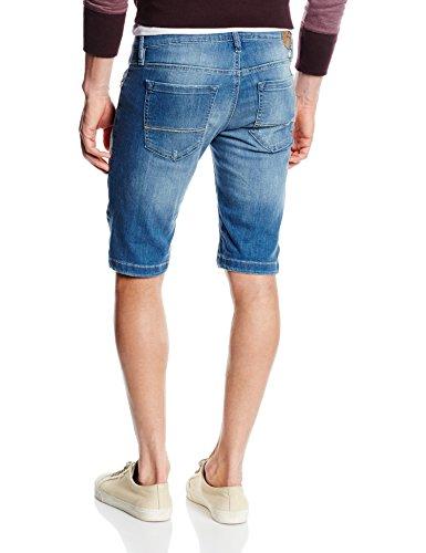 Gang Nico 3/4-Ultralight Denim, Jeans Homme Bleu (dark one wash 2963)
