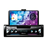 Pioneer Smartphone Receiver with Dual Bluetooth, Black, SPH-C10BT